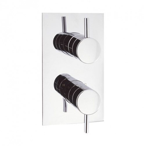 CROSSWATER KAI LEVER RECESSED THERMOSTATIC SHOWER VALVE
