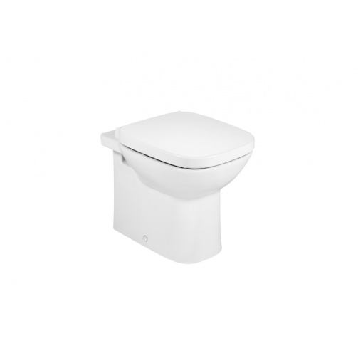 ROCA DEBBA BACK TO WALL PAN WITH SOFT CLOSE SEAT