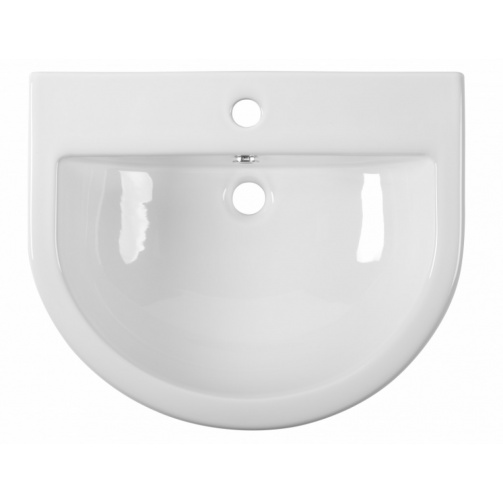 roper rhodes Minerva 560mm Semi Countertop Basin 1TAP HOLE