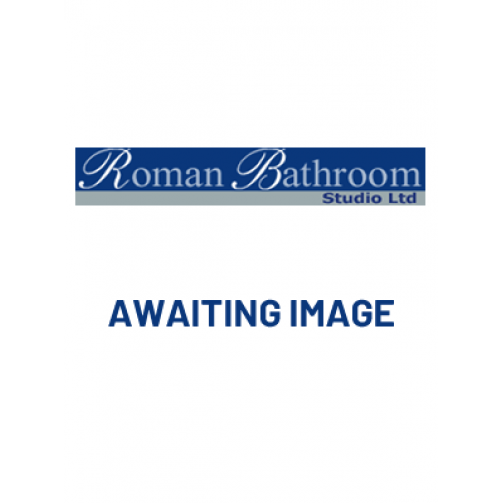 Burlington Edwardian 515mm Cloakroom Basin With chrome Washstand 2th