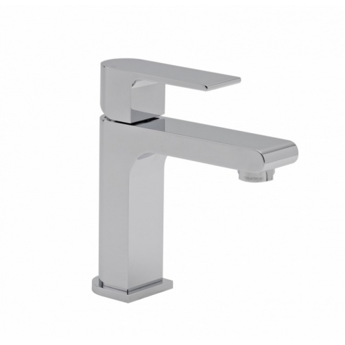 Roper rhodes Code Mini Basin Mixer With Click Waste