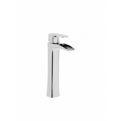 Roper rhodes Sign Tall Basin Mixer With Click Waste