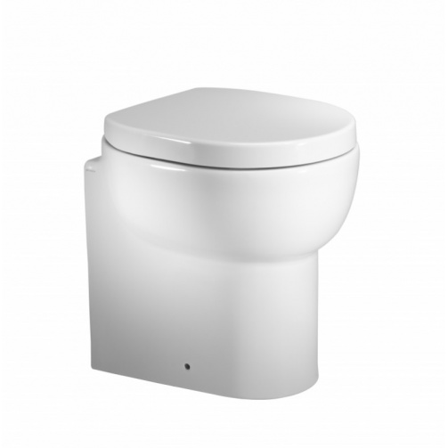 Roper Rhodes Zest 450mm Back To Wall Pan & Soft Close Seat