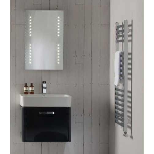 TAVISTOCK Q60 WALL MOUNTED VANITY UNIT 570MM GRATHITE