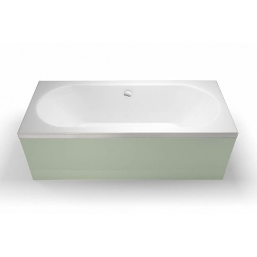 Cleargreen Verde 1700x750mm Double Ended Bath