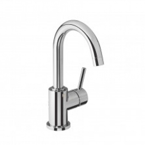 Roper rhodes Storm Side Lever Basin Mixer With Click Waste