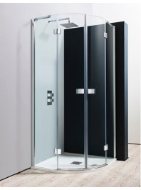 DESIGN 8 QUADRANT DOUBLE HINGED DOOR