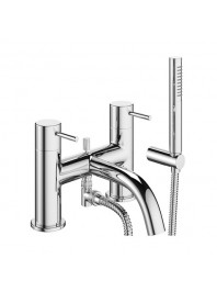 CROSSWATER MPRO BATH SHOWER MIXER CHROME