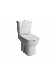 VITRA S20 CLOSE COUPLED TOILET WITH SOFT CLOSE SEAT