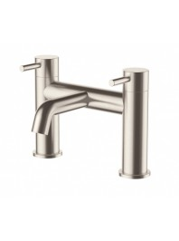 Just taps inox bath filler stainless steel