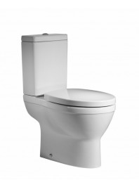 Roper Rhodes Minerva Close Coupled Toilet & Soft Close Seat