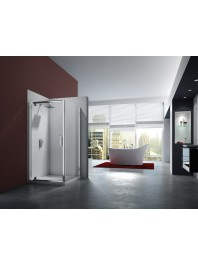 Merlyn series 6 pivot door