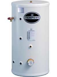 Telford tempest indirect 125litre unvented cylinder