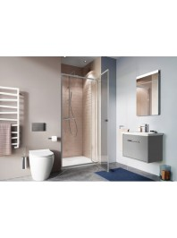 SIMPSON CLEAR 6 PIVOT DOOR
