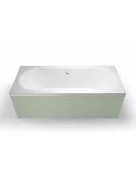 Cleargreen Verde 1700x700mm Double Ended Bath