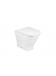 ROCA GAP BACK TO WALL PAN WITH SOFT CLOSE SEAT