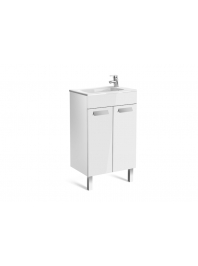 Roca Debba compact 600mm 2door Vanity Unit 1th