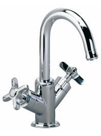 roper rhodes Wessex Basin Mixer With Click Waste