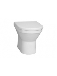 VITRA S50 BACK TO WALL PAN WITH SOFT CLOSE SEAT